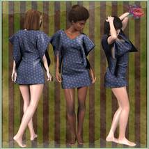 PRA Shimmery Shaders for Lucille Dress image 10