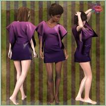 PRA Shimmery Shaders for Lucille Dress image 12