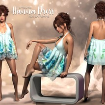 Hanna Dress - dynamic for La Femme image 1