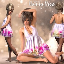 Hanna Dress - dynamic for La Femme image 2