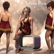 Hanna Dress - dynamic for La Femme image 3