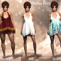 Hanna Dress - dynamic for La Femme image 5