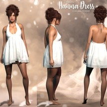 Hanna Dress - dynamic for La Femme image 6