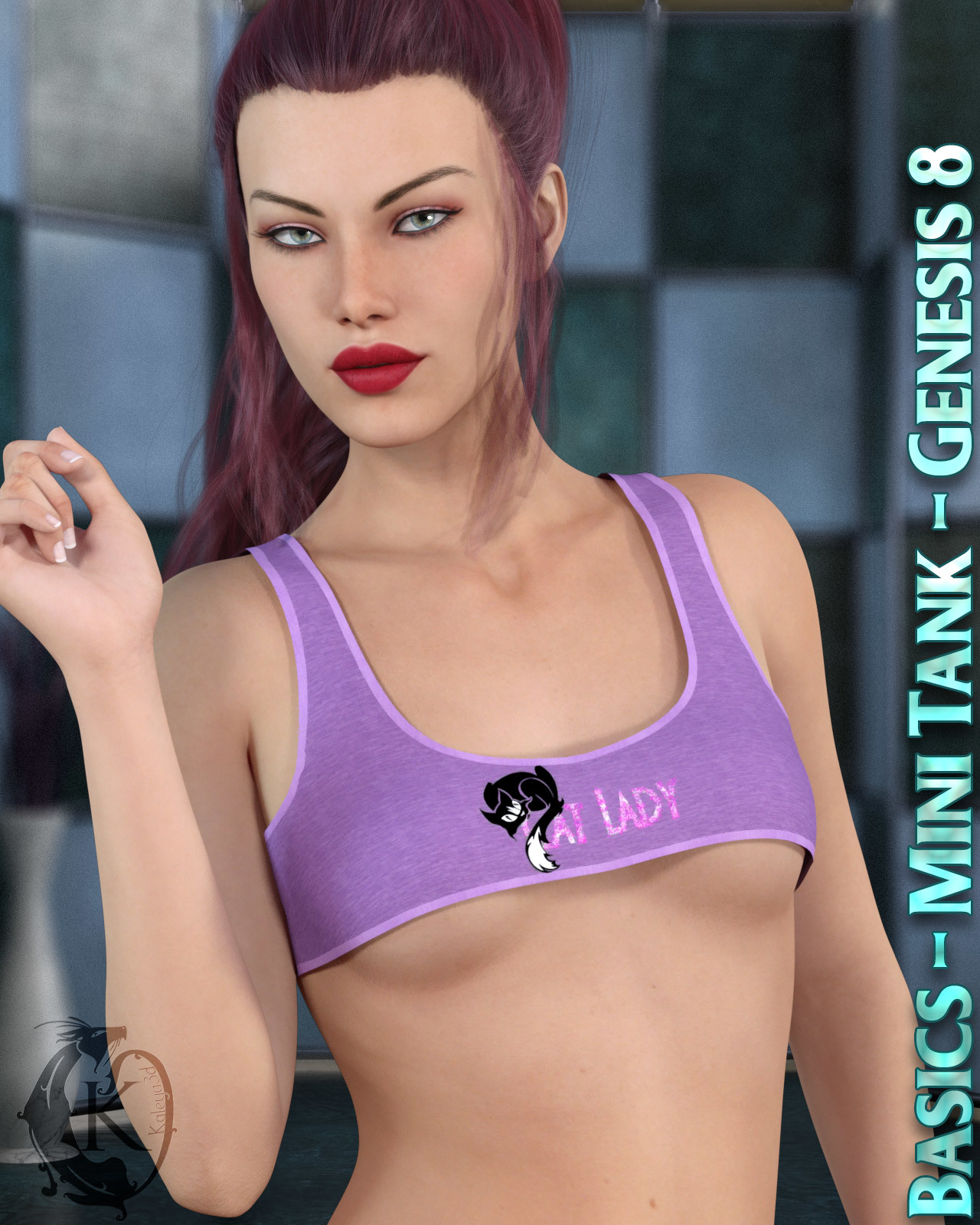 Basics - Mini Tank Top - Genesis 8