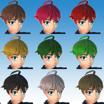 Anime Boy hair for LaFemme image 5