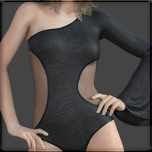 Faxhion - dForce Tango Leotard image 8