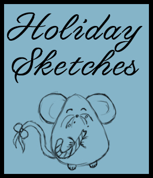 Holiday Brushes - PNGs 2D Graphics adarling97