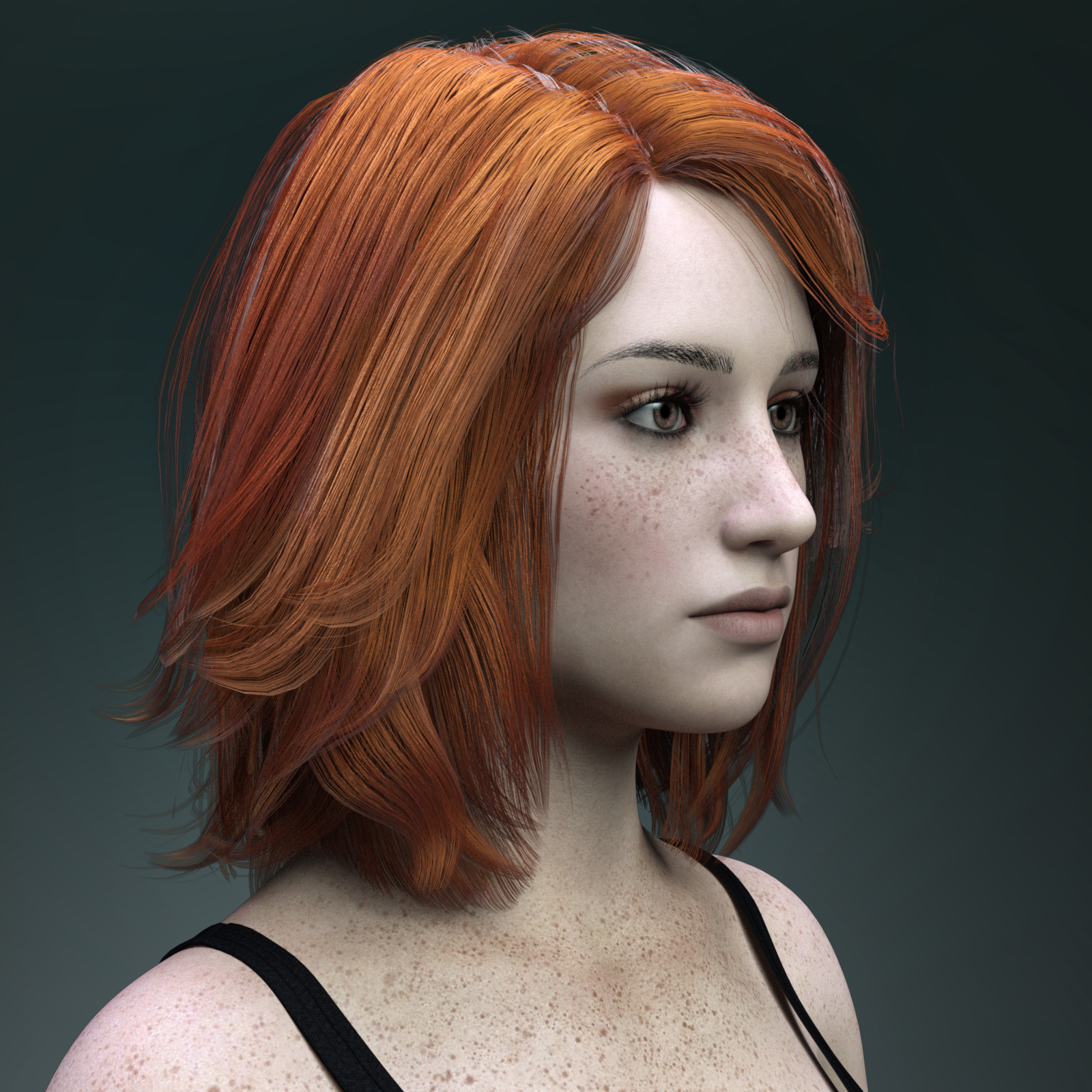 MbM Michelle for Genesis 3 and 8 Female image 4