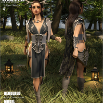OOT PBR Texture Styles for Wood Warden image 2