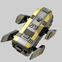 Drone Type FBX - Extended License  image 5
