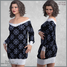 Stylish for Off Shoulder Sweater image 8