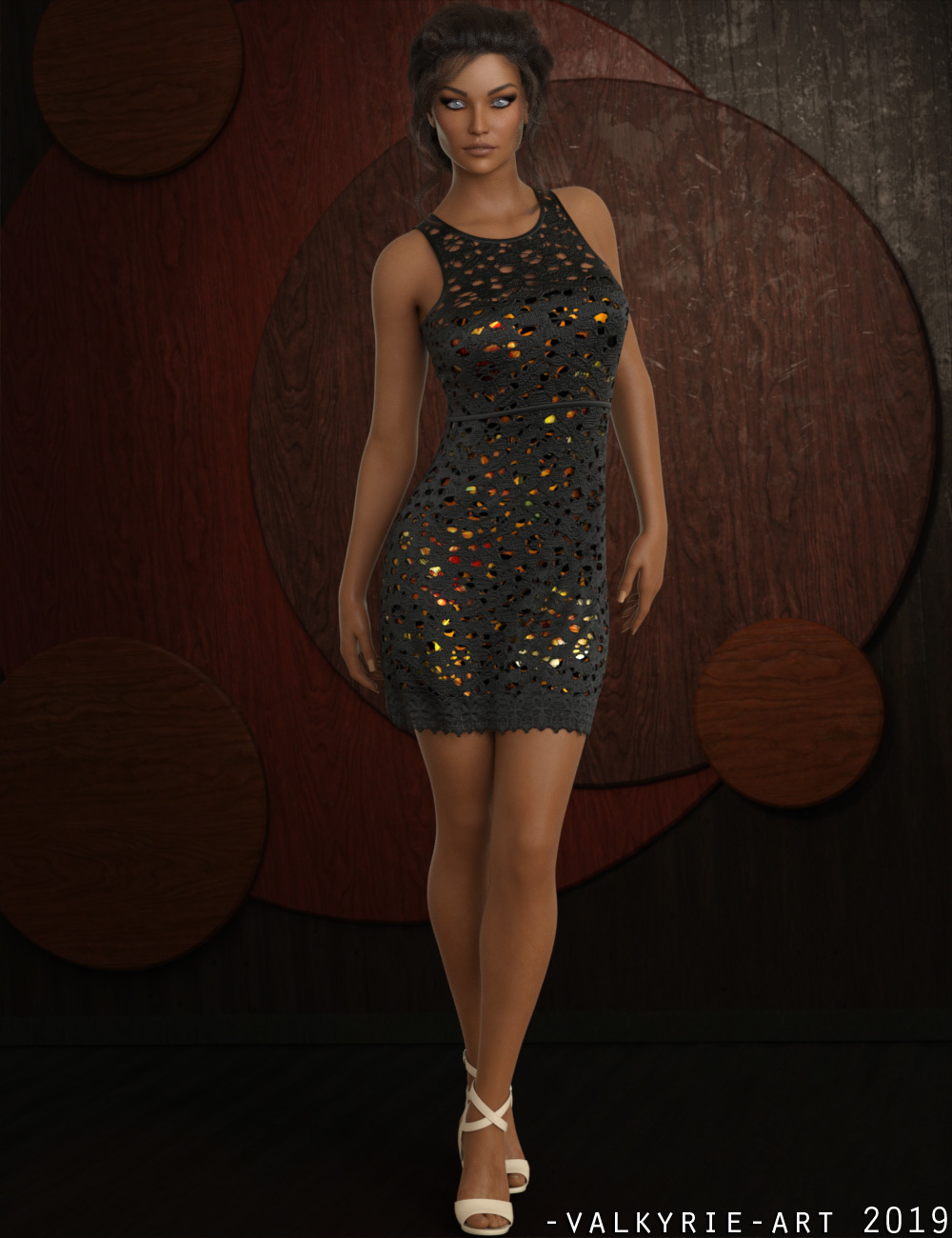InStyle - JMR dForce Bella Dress for G8F by -Valkyrie-