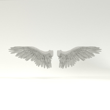 Angel or Bird Wings - Extended License image 3