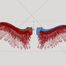 Angel or Bird Wings - Extended License image 9