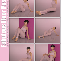 Fabulous Floor Poses for G8F image 2