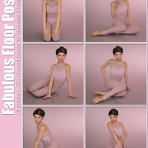 Fabulous Floor Poses for G8F image 3