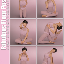 Fabulous Floor Poses for G8F image 4