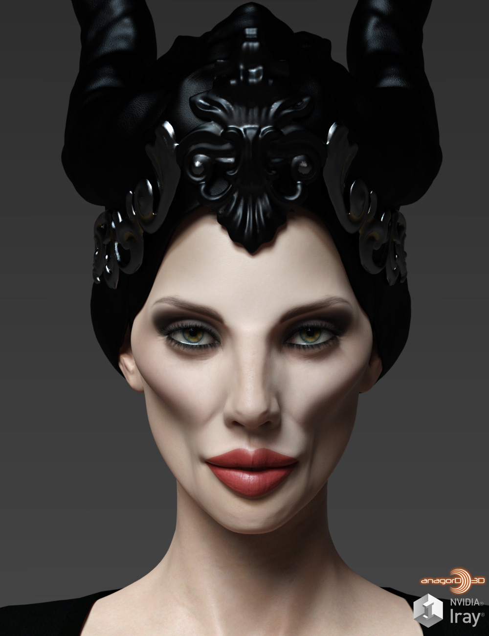 Mrs Evil HD for Victoria 8 by Anagord