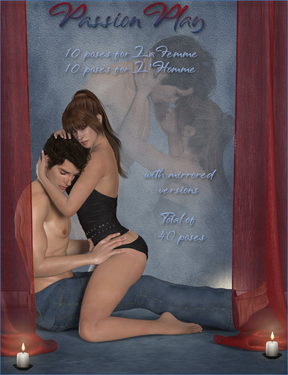 La Femme - L'Homme Passion Play by RPublishing