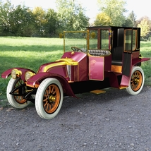 RENAULT TOWN CAR 1912 for VUE image 1