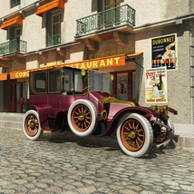 RENAULT TOWN CAR 1912 for VUE image 2