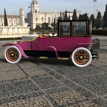 RENAULT TOWN CAR 1912 for VUE image 3