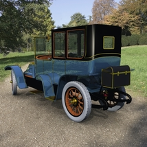 RENAULT TOWN CAR 1912 for VUE image 4