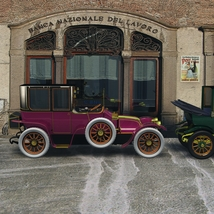 RENAULT TOWN CAR 1912 for VUE image 6