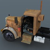 PETERBILT 281 FOR VUE  image 4