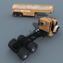 PETERBILT 281 FOR VUE  image 5