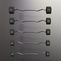 Swole: Free Weights for Genesis 3 and 8 Females image 3