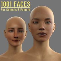 1001 Faces for G8 females image 1