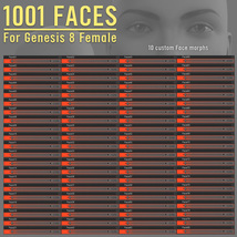 1001 Faces for G8 females image 4