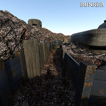Bunker for DS Iray image 6