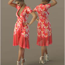 Cosmopolitan for dForce Tunic III for G8F image 1