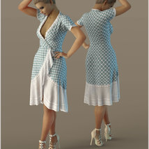 Cosmopolitan for dForce Tunic III for G8F image 5