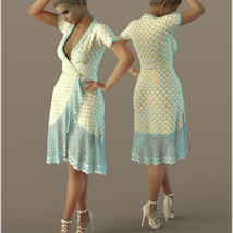 Cosmopolitan for dForce Tunic III for G8F image 8