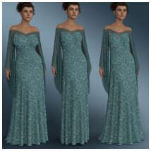 dForce - Connie Long Gown image 5