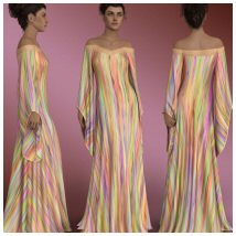 dForce - Connie Long Gown image 6