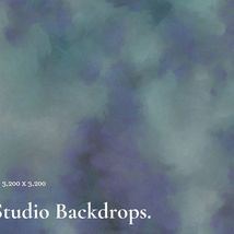 12 Painted Studio Backdrops image 2