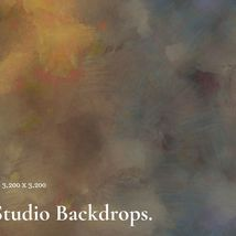 12 Painted Studio Backdrops image 6