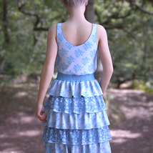 dForce Sunshine Ruffles Dress for G8F image 3