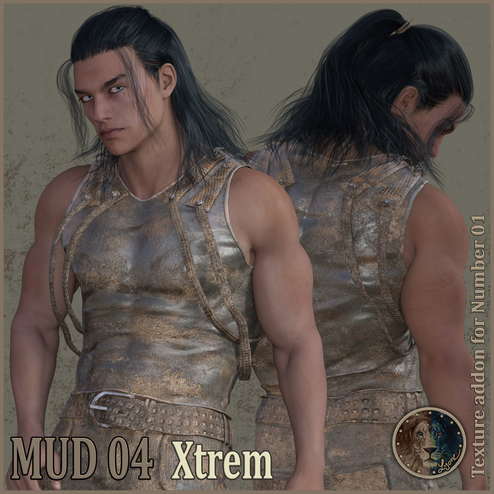 Mud 04 Xtrem for Lyones Number 1 by Lyone