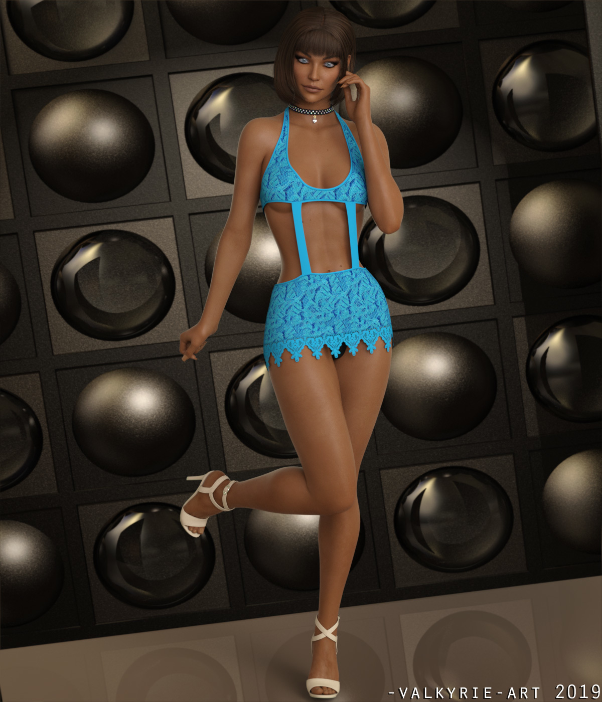 InStyle - dforce Exhibition IV G8F by -Valkyrie-
