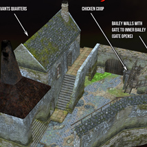 Goat Castle - The Bailey image 2