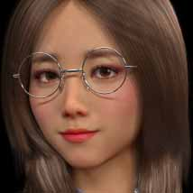 Joeun G3G8F for Genesis 3 and Genesis 8 Female image 2