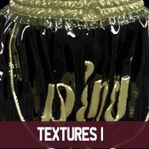 Muay Thai Textures for Boxing Trunks image 1