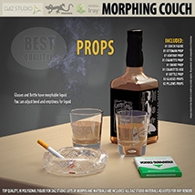 Morphing Couch for Daz Studio image 1