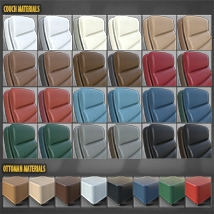 Morphing Couch for Daz Studio image 9