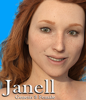 Janell for Genesis 8